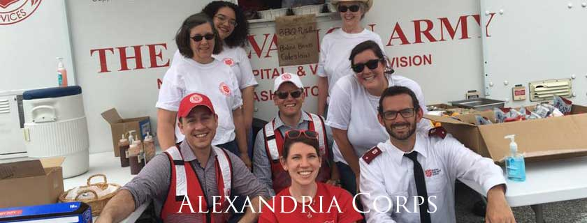 The Salvation Army At Alexandria Citadel Corps Is Helping People Meet Their Basic Needs And Turn Lives Around This Evident Cornerstone