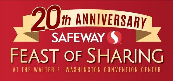 20th Annual Feast of Sharing @ Walter E. Washington Convention Center